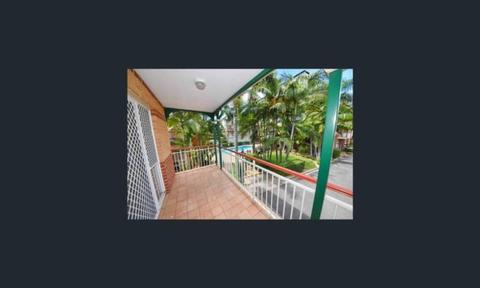 Spacious Toowong Apartment in beautiful complex