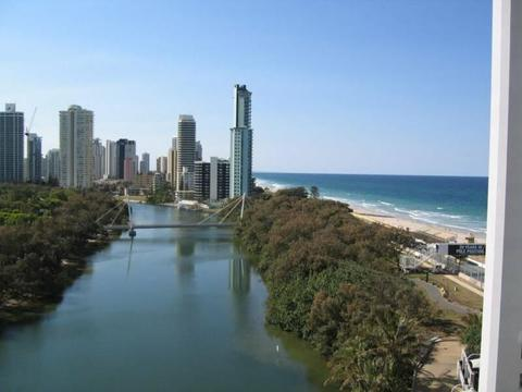 Surfers Paradise Beachfront Apartment- Bills/Wifi included!