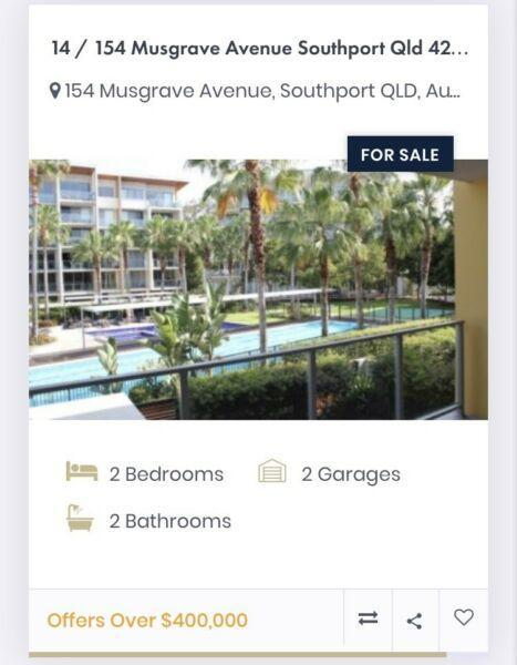 14/154 Musgrave Avenue Southport Qld 4215