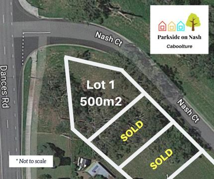 Vacant land for Duplex - Caboolture