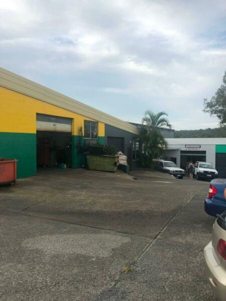 Commercial Factory Unit for Rent