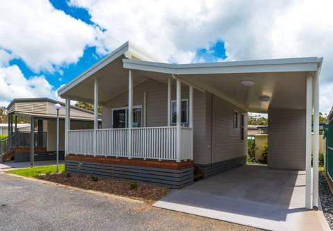 1 Bedroom 1 Study New Relocatable Home - REDUCED PRICE!!