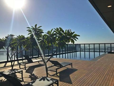Semi Furnished Luxury Resort Living!