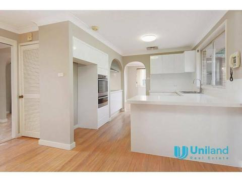 Spacious Four Bedroom Family Home in Baulkham Hills