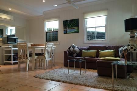 Queenslander Cottage Ground Floor Apartment