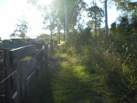 5 Acres bush land,- Bundaberg surrounds- Maroondan,- Gin Gin Qld