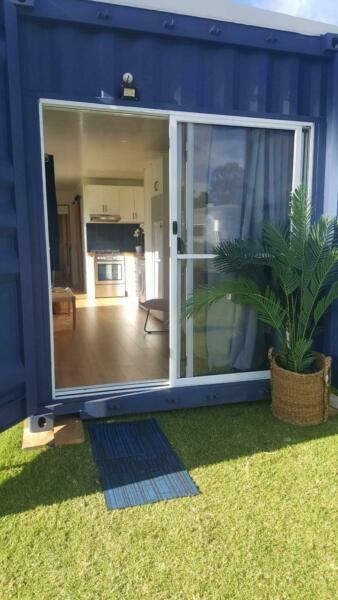 40ft Shipping Container Home - Relocatable, Transportable -NEW