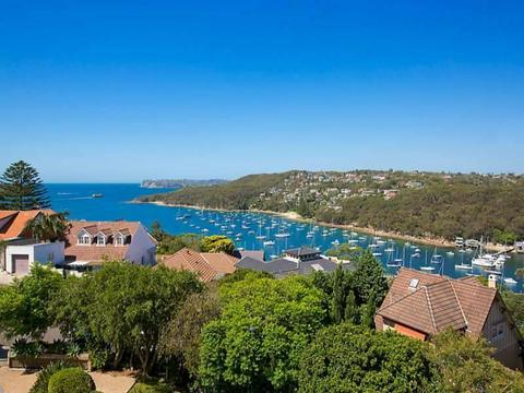 Room with amazing water views available in Fairlight