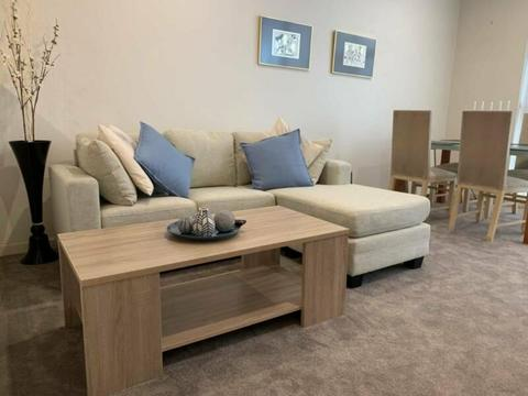 Modern 1 Bedroom Apartment - FULLY FURNISHED