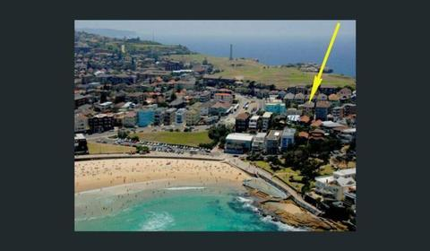 BONDI NORTH, 2 BEDROOM UNFURNISHED UNIT FOR LEASE, 1 MINUTE TO BEACH