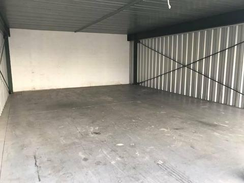 Massive Commercial Storage Unit!