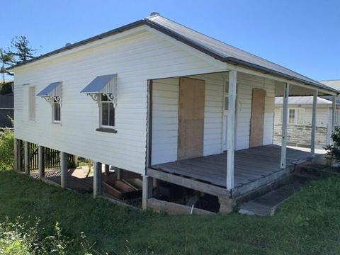 Queenslander Cottage House Removal