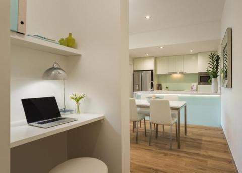 FULLY FURNISHED LUXURY APARTMENT AVAILABLE NOW!