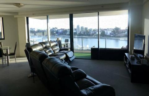 Room Available in Riverside Apartment.Kangaroo Point.Single Occup