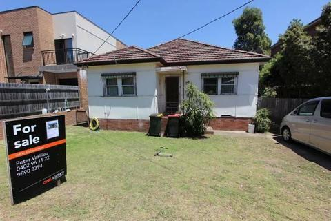 73 BANGOR STREET GUILDFORD NSW 2161 R4 ZONING, 2 LOT NUMBERS, PRICE GU