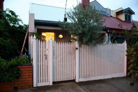 FOR RENT: Brunswick 2BR renovated single fronted terrace