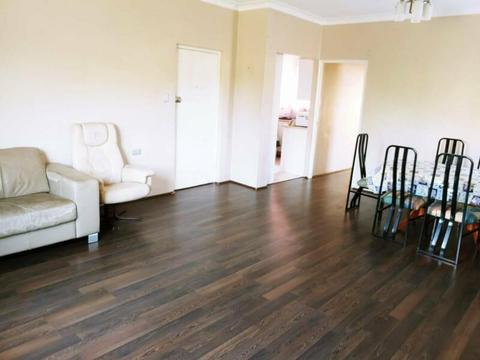 Three bedrooms furnished unit at low prrice